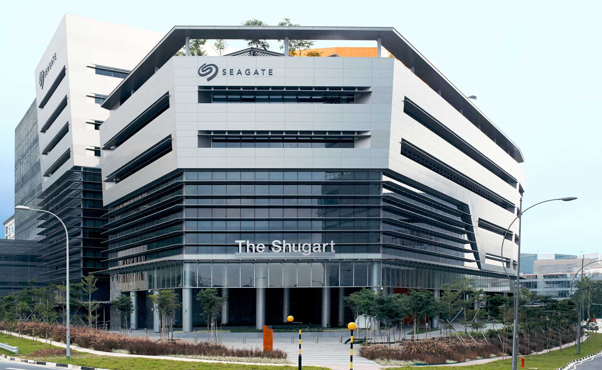 Seagate Singapore Design Center - The Shugart
